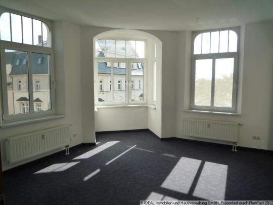двухкомнатная квартира в чудесном городе Плауэн
