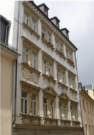 Многоквартирное здание в Аннаберг-Буххольц