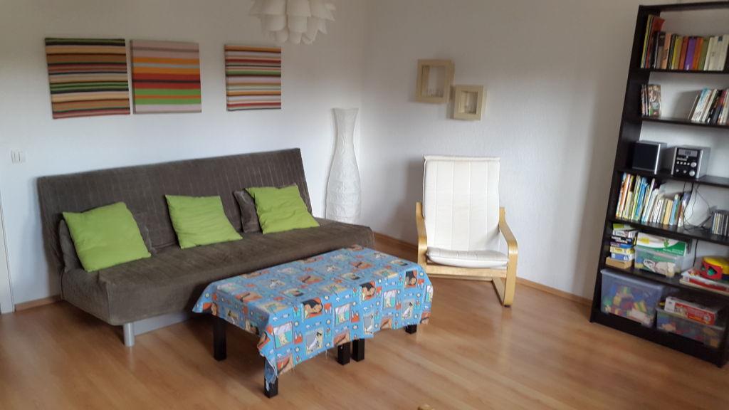 Солнечная двухкомнатная квартира в Clausthal-Zellerfeld