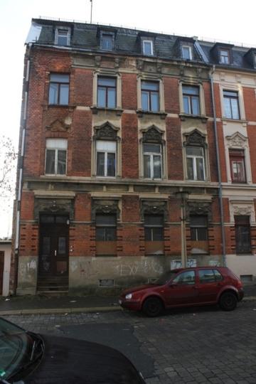 Дом, требующий ремонта, с хорошим потенциалом в Плауэне