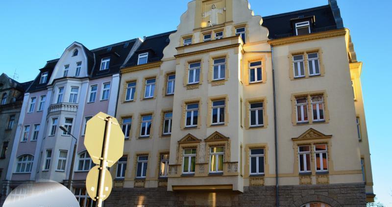 Небольшая однокомнатная квартира по невысокой цене в г. Плауэн