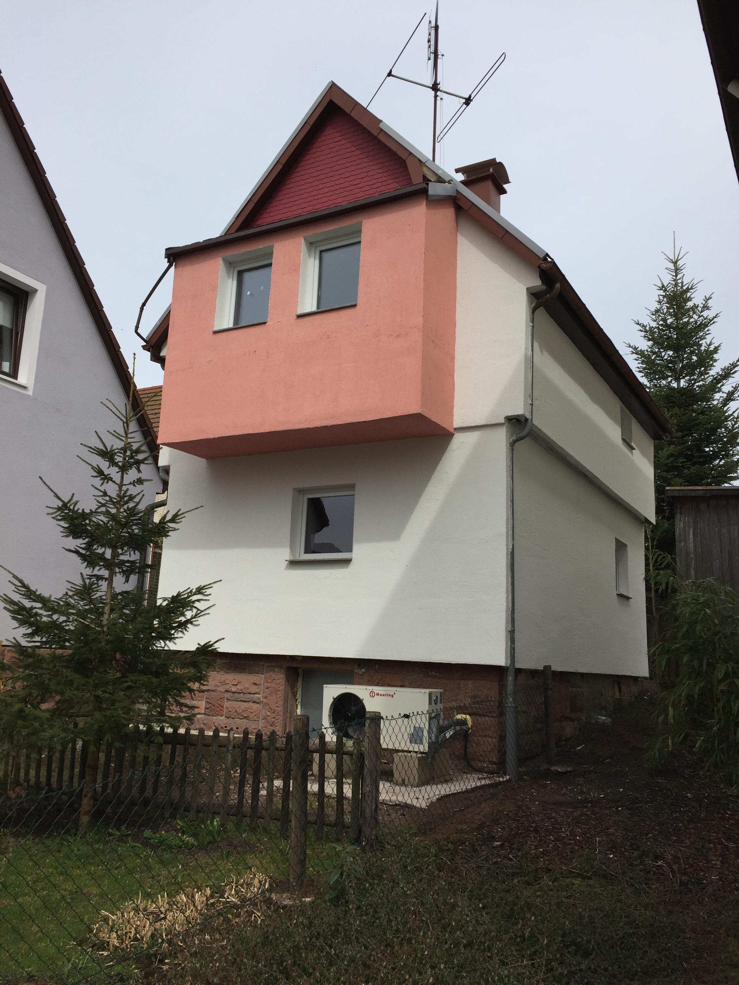 Отремонтированный дом в самом центре Шварцвальда