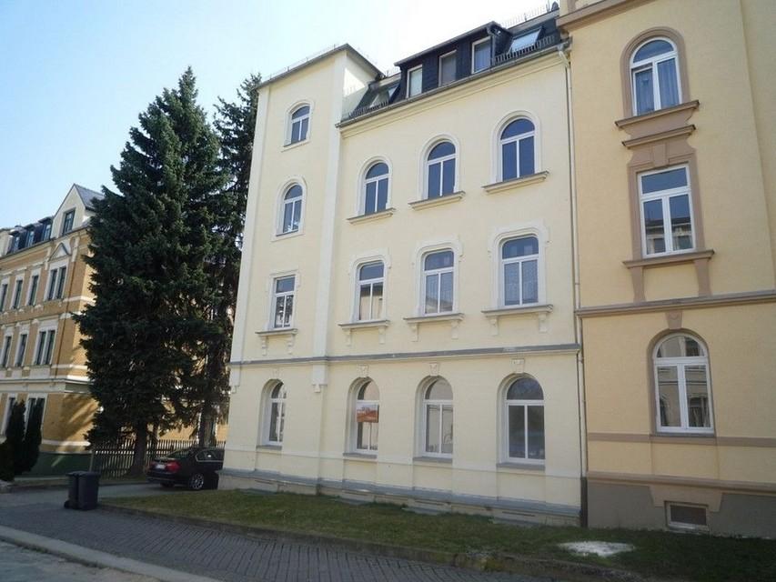 Двухкомнатная квартира в г. Плауэн