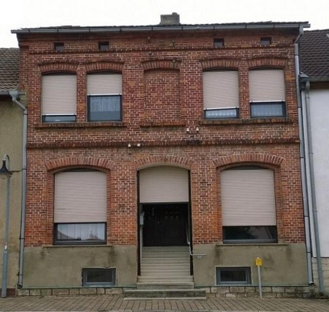 Доходный многоквартирный дом в Саксонии-Антальт.