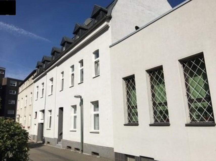 Многоквартирный дом в Гельзенкирхене - полностью сдан в аренду.