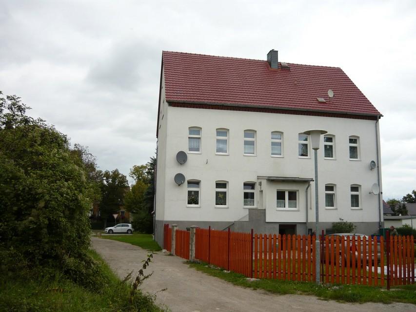 Доходный многоквартирный дом в районе Магдебурга.