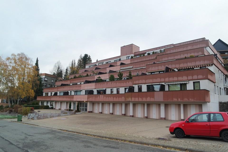 Двухкомнатная квартира большой террасой.