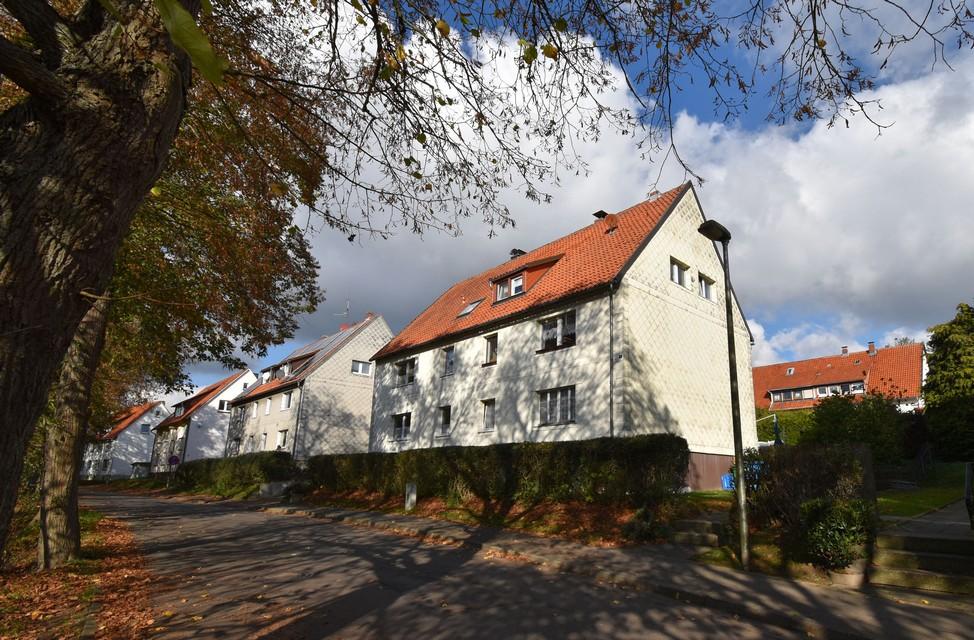 Уютная 3-комнатная квартира с садом в красивом монастырском городке Валькенрид.
