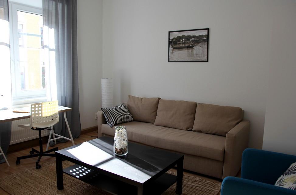 Эксклюзивное предложение! Меблированная квартира за 14.500 €!
